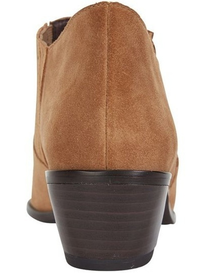 Jane Debster Society Tan Suede Boot image 5