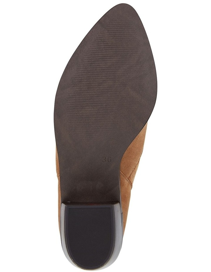 Jane Debster Society Tan Suede Boot image 6