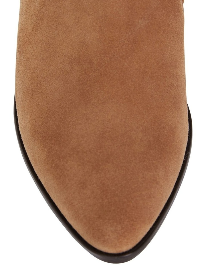 Jane Debster Society Tan Suede Boot image 7