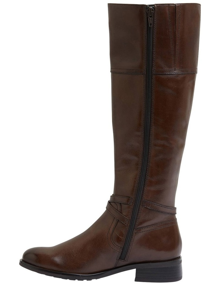 Ivana Brown Glove Boot image 3