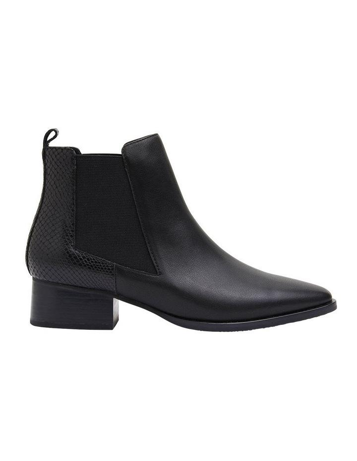 Decan Black Glove Boot image 1