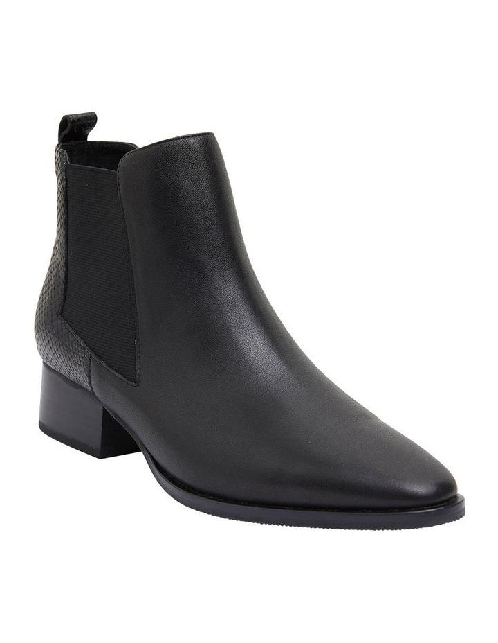 Decan Black Glove Boot image 2