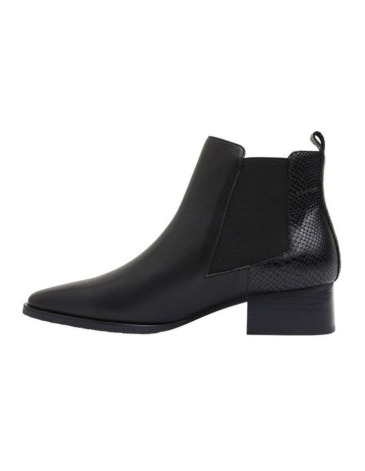 Decan Black Glove Boot image 3