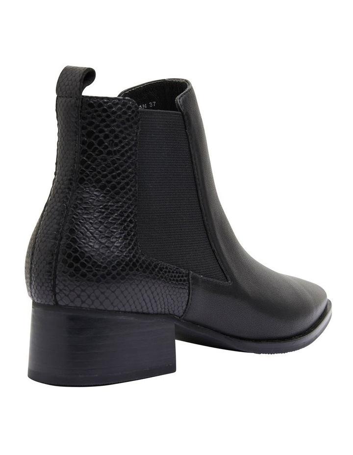 Decan Black Glove Boot image 4