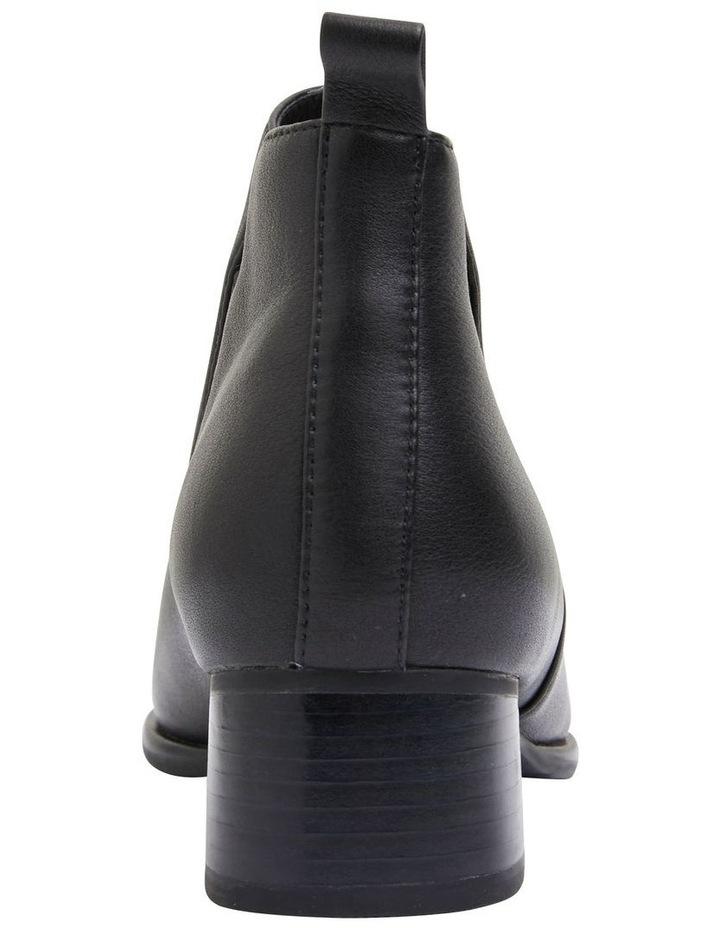Demi Black Glove Boot image 4