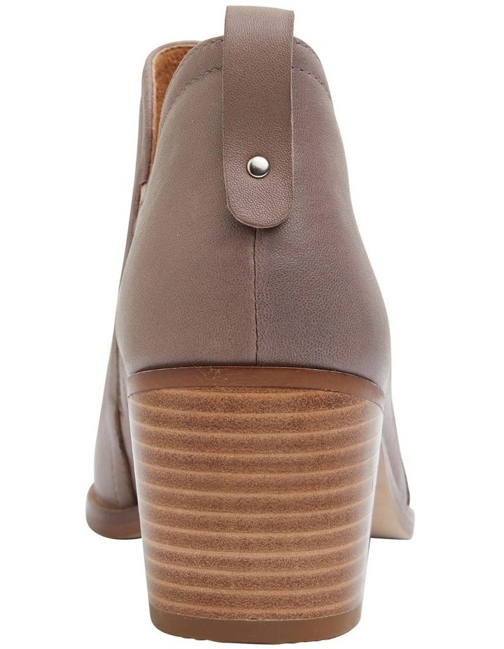 Denzel Taupe Glove Boot image 4
