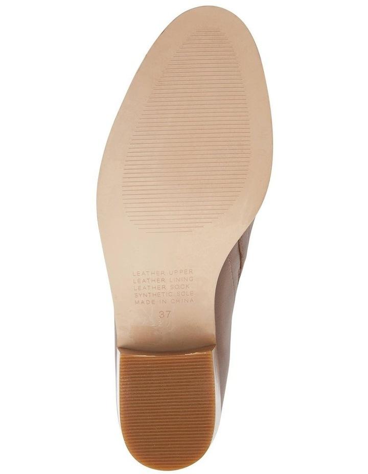 Denzel Taupe Glove Boot image 5