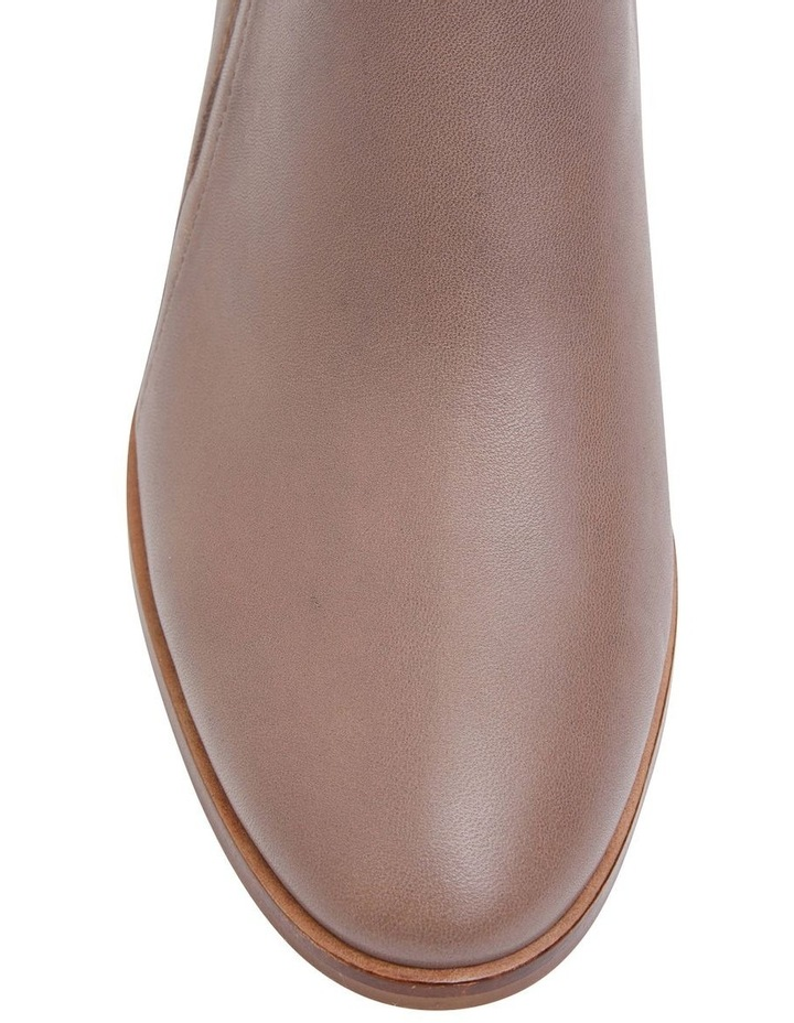 Denzel Taupe Glove Boot image 6
