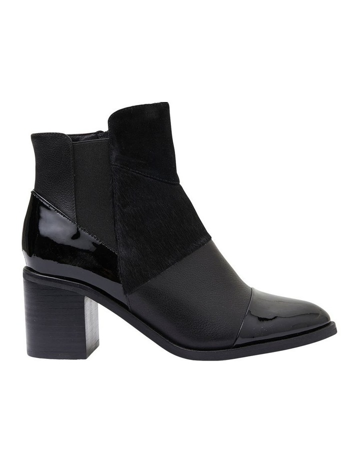 Dominic Black Combo Boot image 1