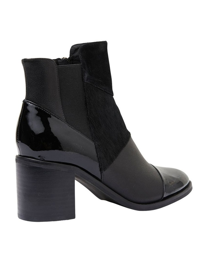 Dominic Black Combo Boot image 7
