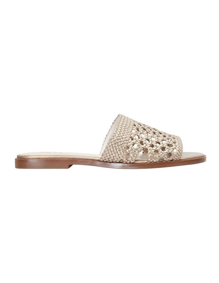 Jane Debster BECKY Bronze Metallic Sandal image 1