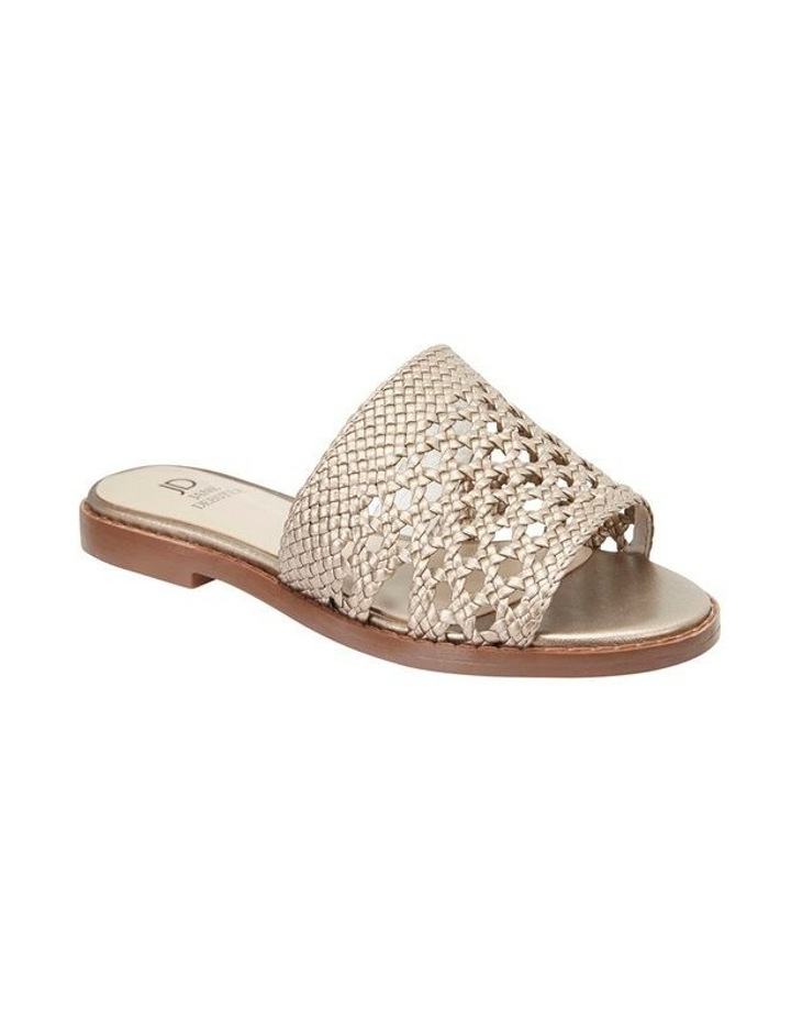 Jane Debster BECKY Bronze Metallic Sandal image 2
