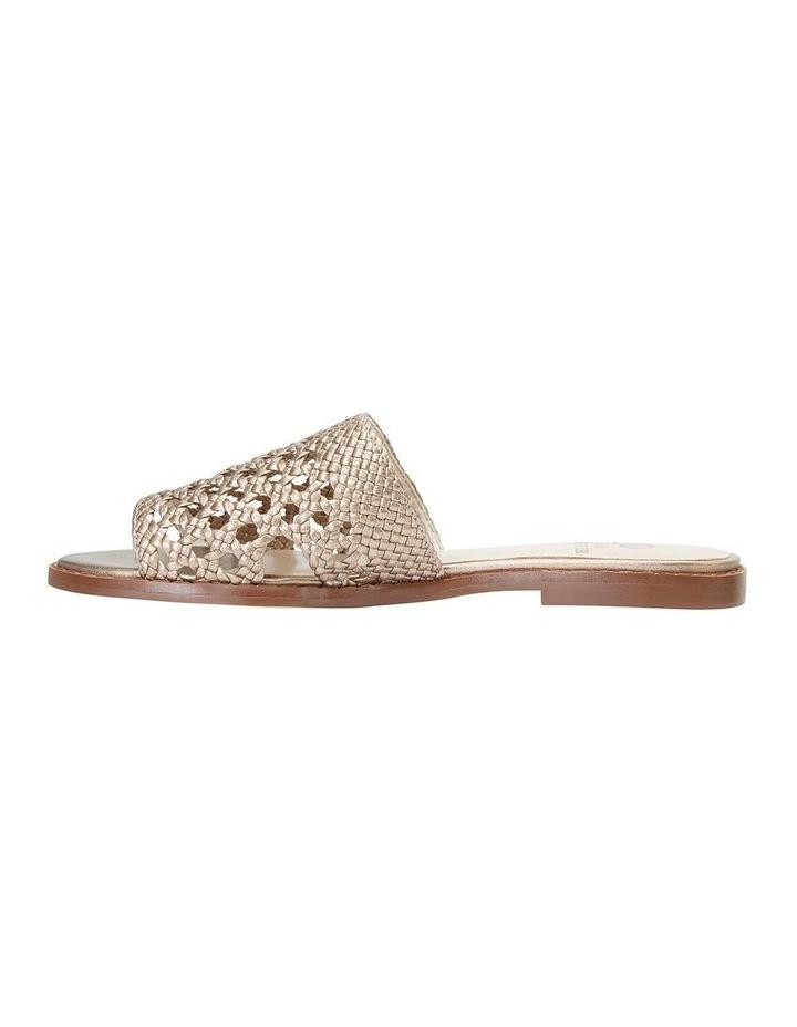 Jane Debster BECKY Bronze Metallic Sandal image 3