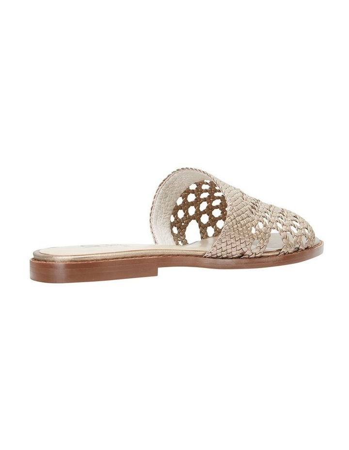 Jane Debster BECKY Bronze Metallic Sandal image 4