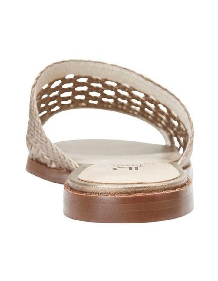 Jane Debster BECKY Bronze Metallic Sandal image 5