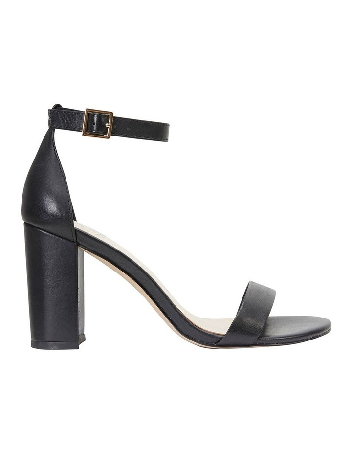 Jane Debster ODYSSEY Black Glove Sandal image 1