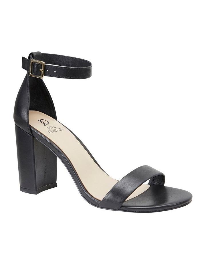 Jane Debster ODYSSEY Black Glove Sandal image 2