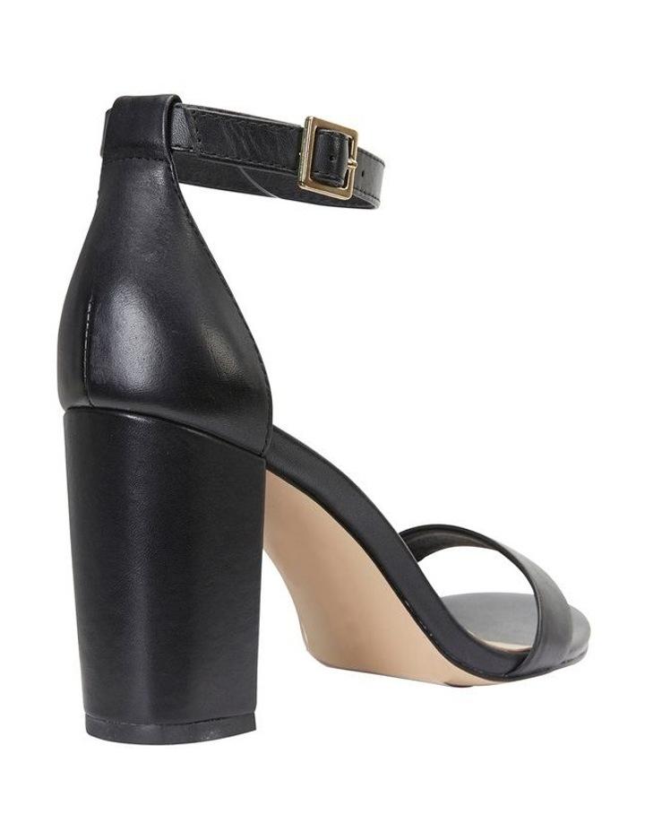 Jane Debster ODYSSEY Black Glove Sandal image 4