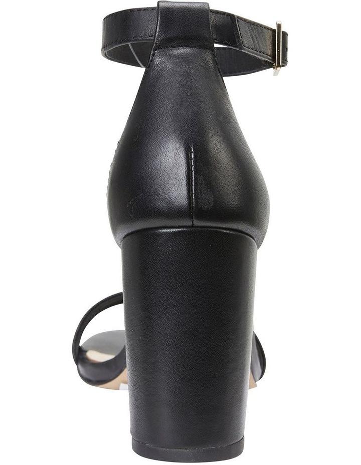 Jane Debster ODYSSEY Black Glove Sandal image 5
