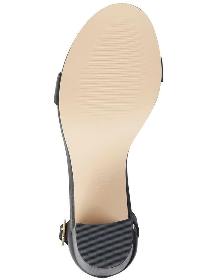 Jane Debster ODYSSEY Black Glove Sandal image 6