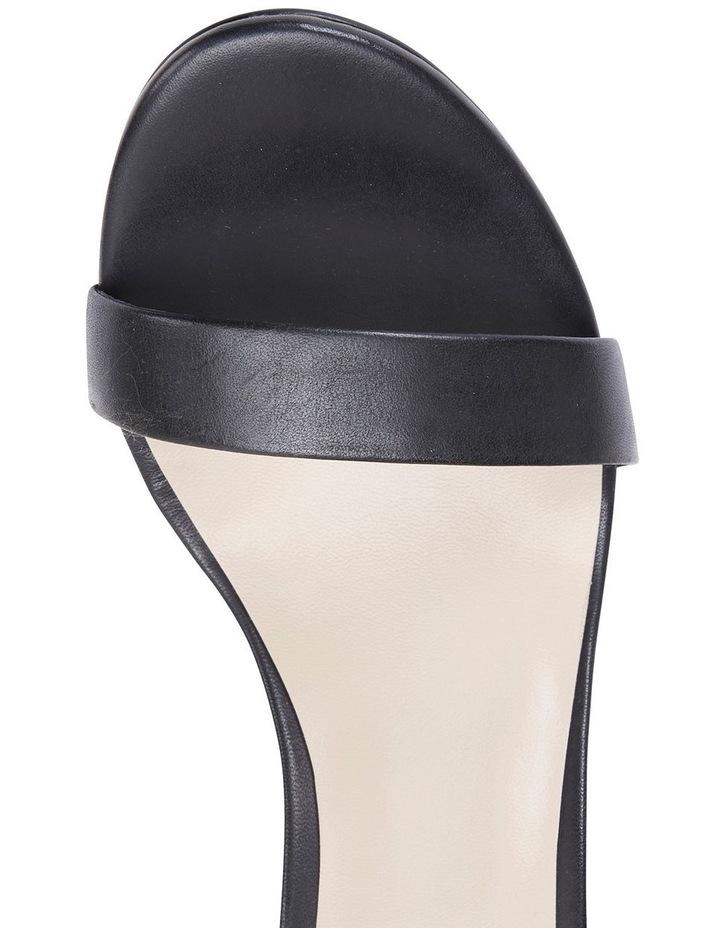 Jane Debster ODYSSEY Black Glove Sandal image 7