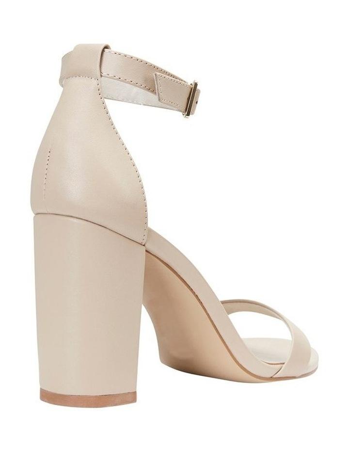Jane Debster ODYSSEY Nude Glove Sandal image 4