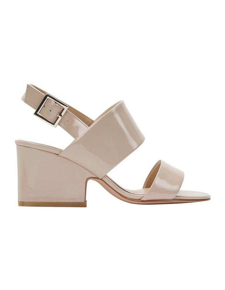 Jane Debster MONTEGO Nude Patent Sandal image 1