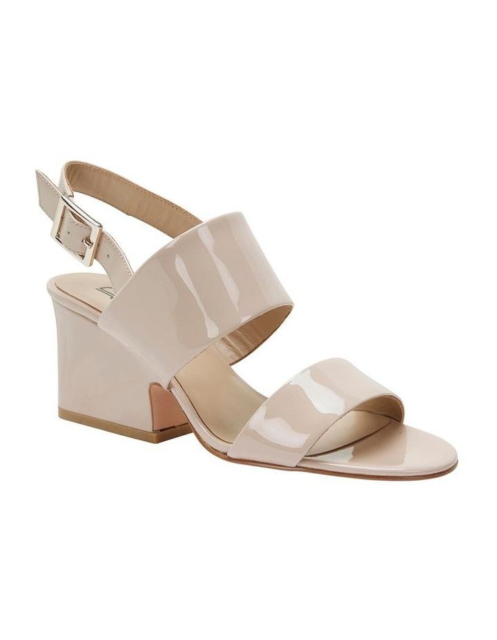 Jane Debster MONTEGO Nude Patent Sandal image 2