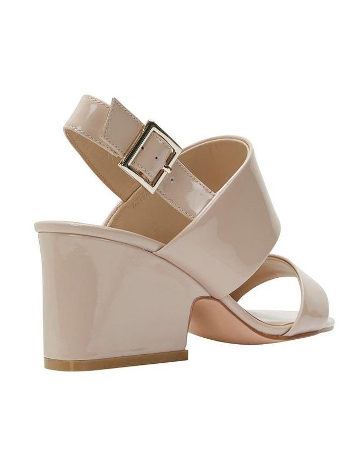 Jane Debster MONTEGO Nude Patent Sandal image 4