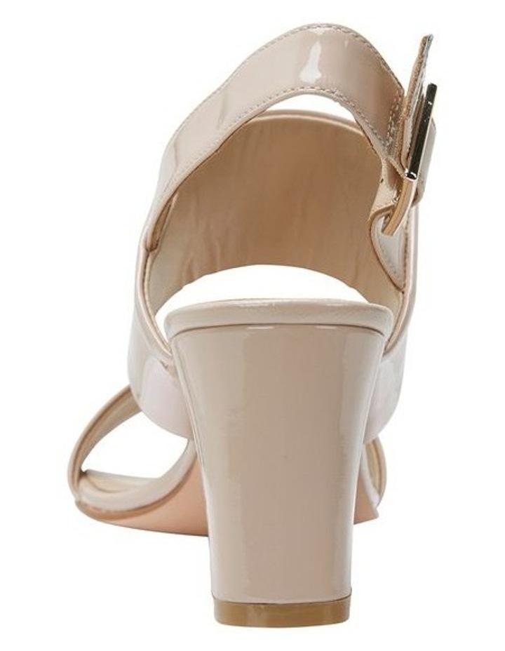 Jane Debster MONTEGO Nude Patent Sandal image 5
