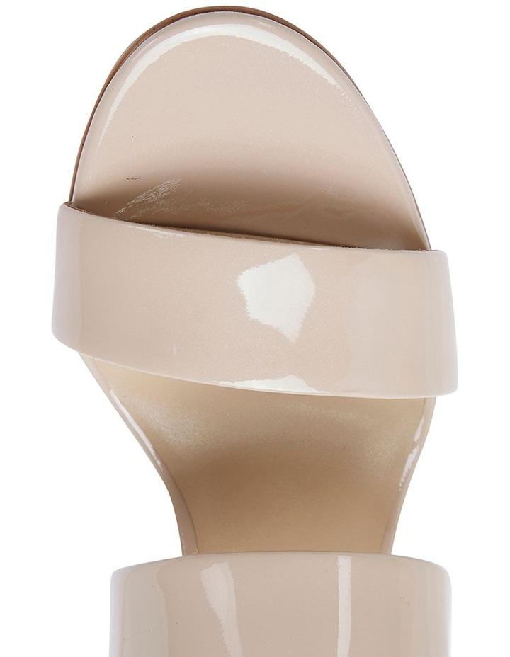 Jane Debster MONTEGO Nude Patent Sandal image 7