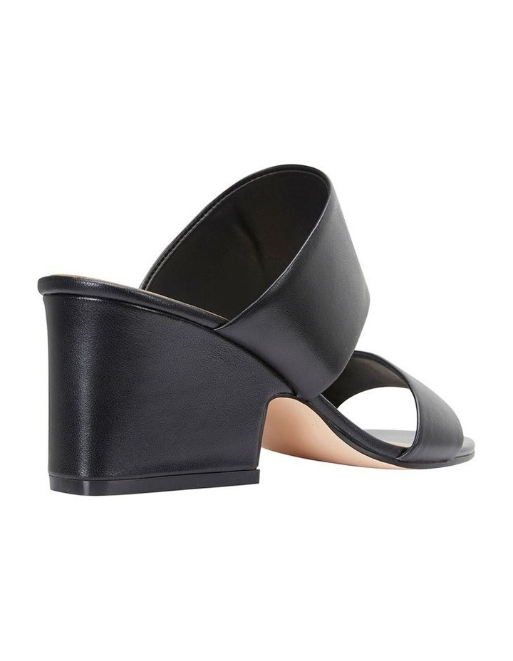 Jane Debster MARCELLA Black Glove Sandal image 4