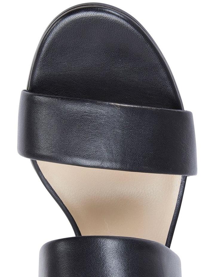 Jane Debster MARCELLA Black Glove Sandal image 7
