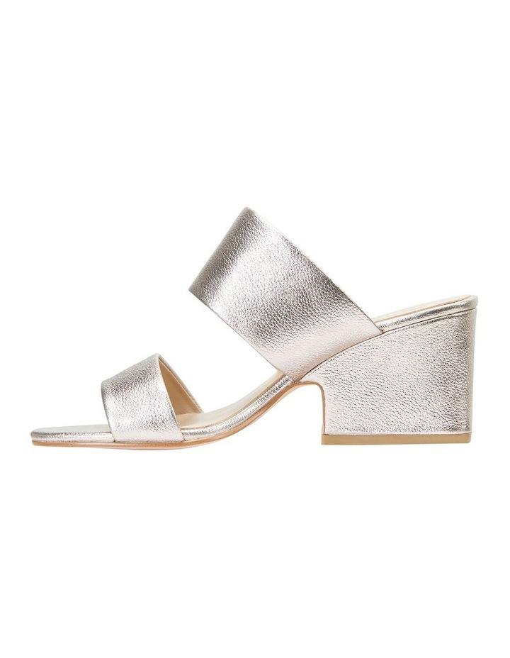 Jane Debster MARCELLA Soft Gold Crush Sandal image 3