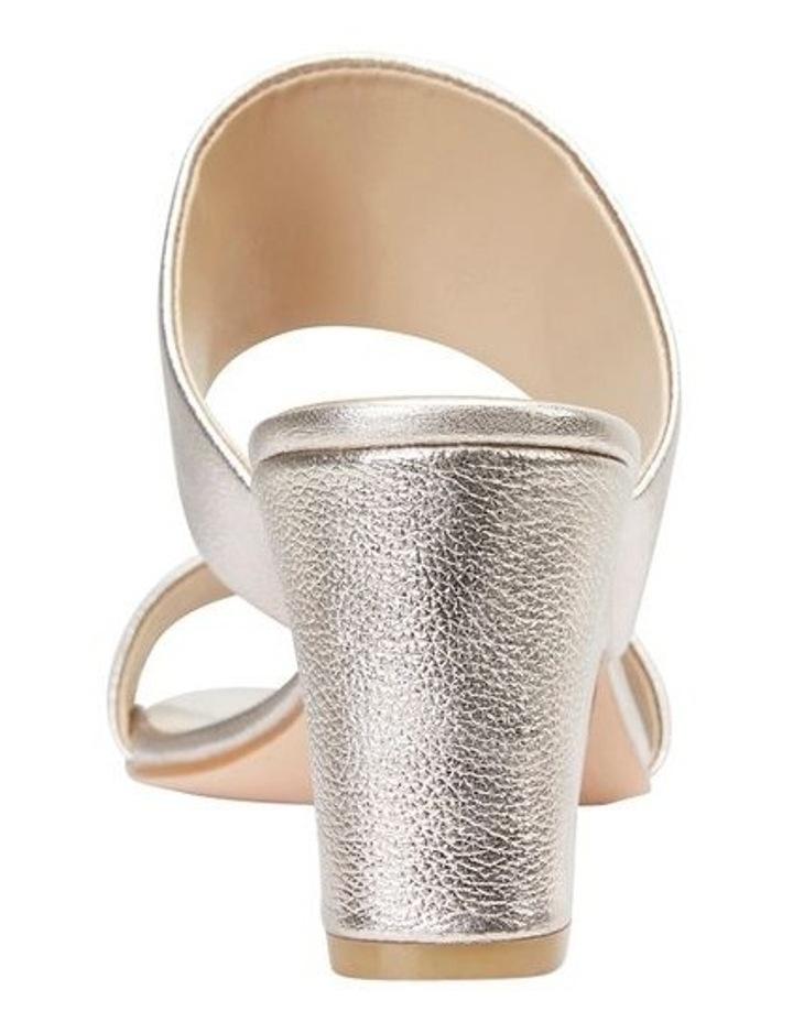 Jane Debster MARCELLA Soft Gold Crush Sandal image 5