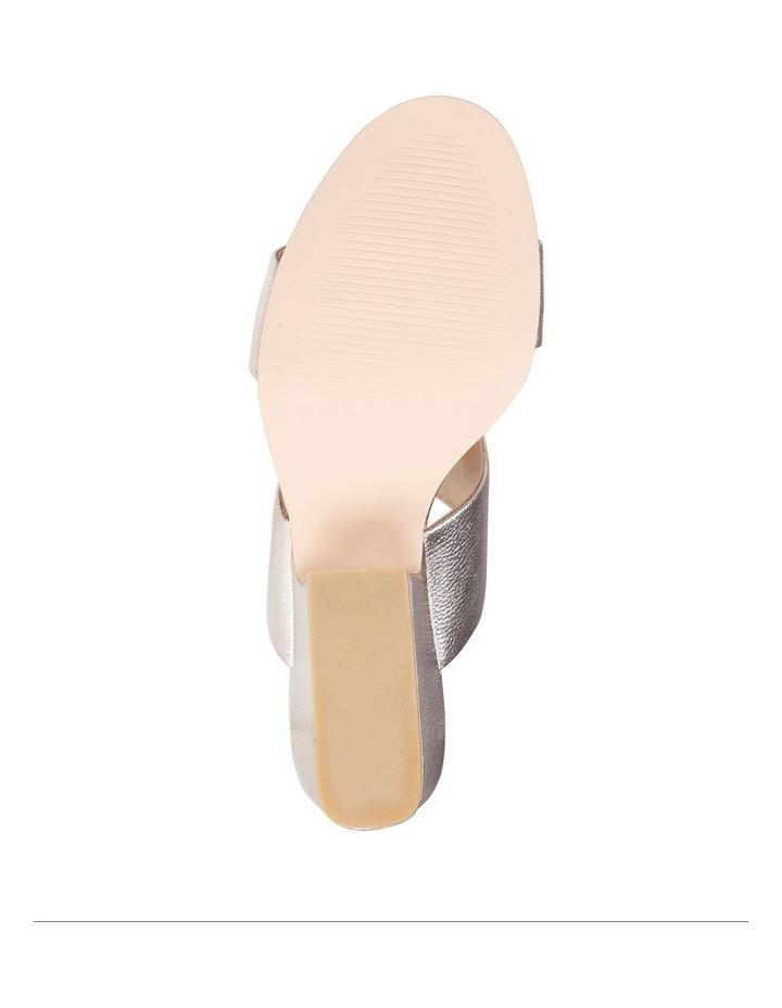 Jane Debster MARCELLA Soft Gold Crush Sandal image 6
