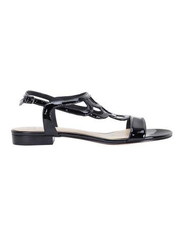 a994ec0b1b670 Limited stock. Jane DebsterJane Debster TAHITI Black Patent Sandal