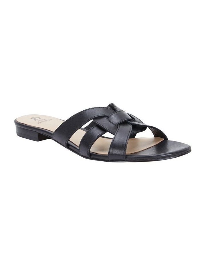 Jane Debster TEGAN Black Glove Sandal image 2
