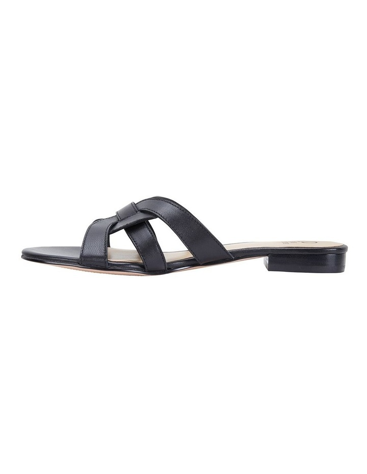 Jane Debster TEGAN Black Glove Sandal image 3