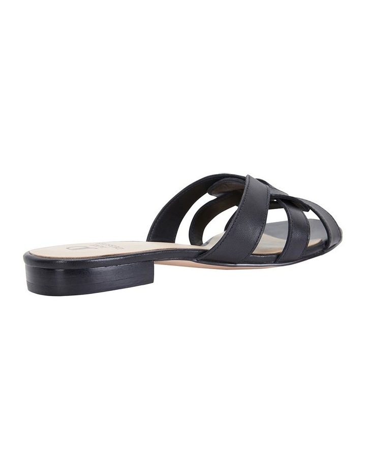 Jane Debster TEGAN Black Glove Sandal image 5