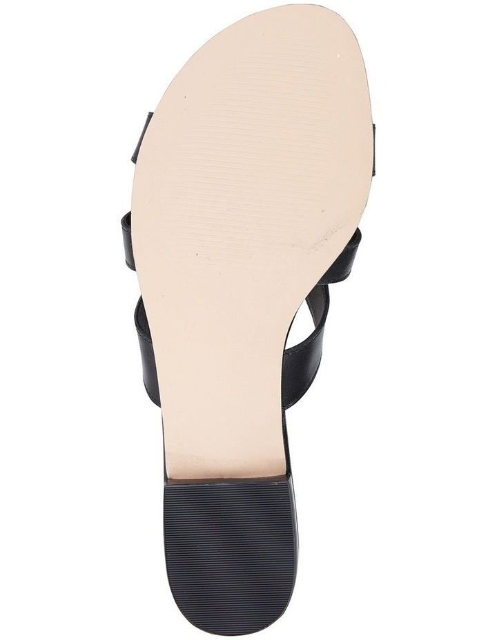 Jane Debster TEGAN Black Glove Sandal image 6