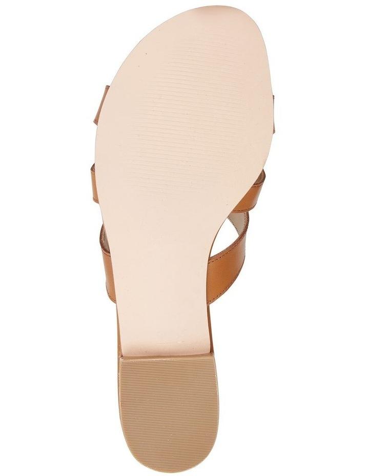 Jane Debster TEGAN Cognac Glove Sandal image 6