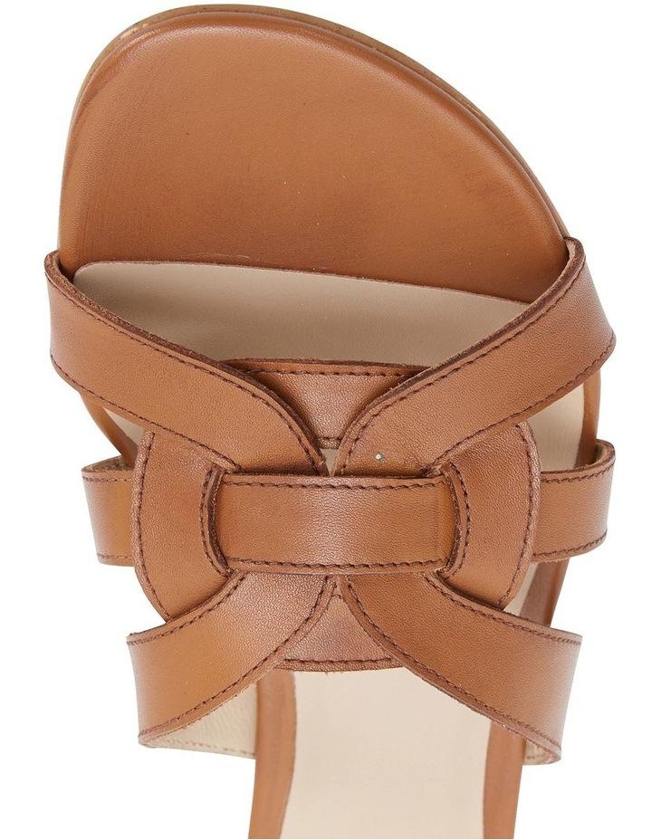 Jane Debster TEGAN Cognac Glove Sandal image 7