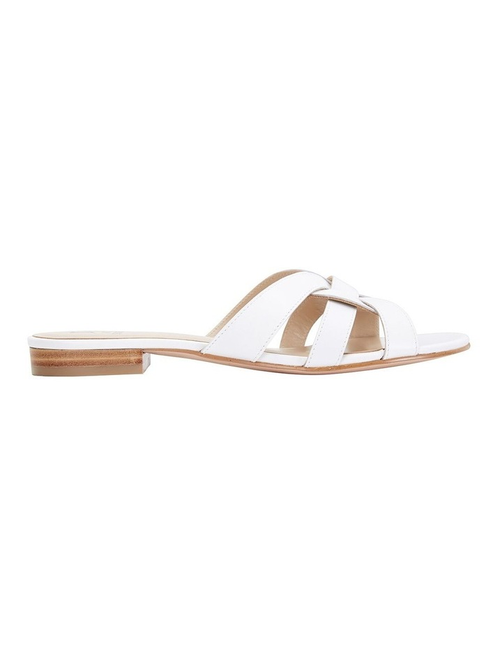 Jane Debster TEGAN White Glove Sandal image 1