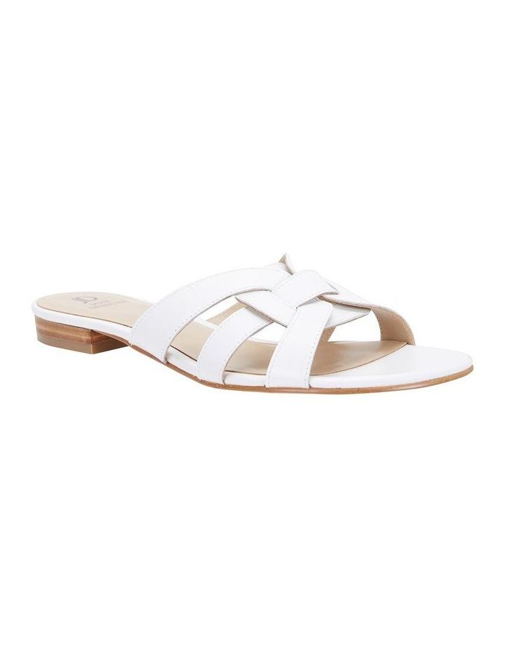 Jane Debster TEGAN White Glove Sandal image 2