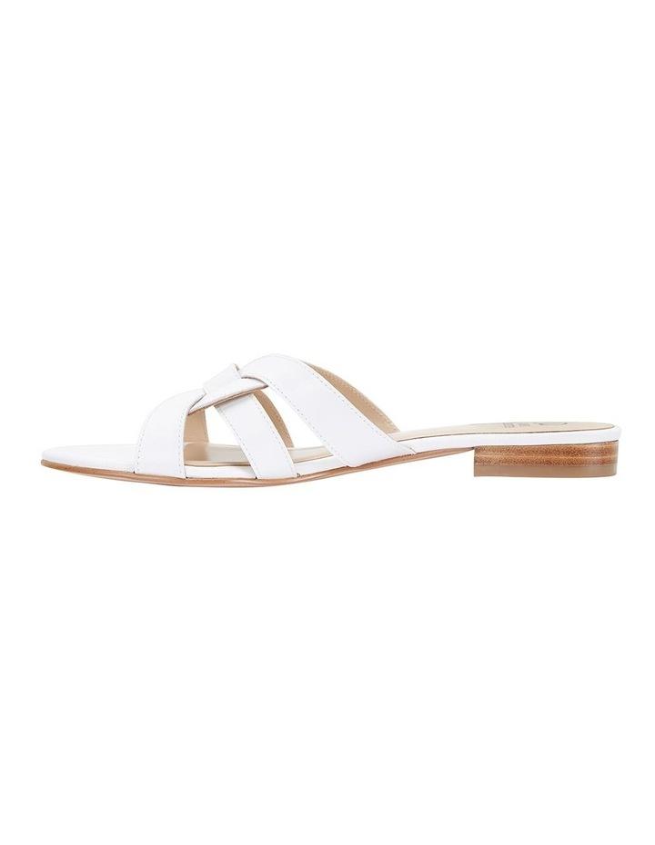 Jane Debster TEGAN White Glove Sandal image 3