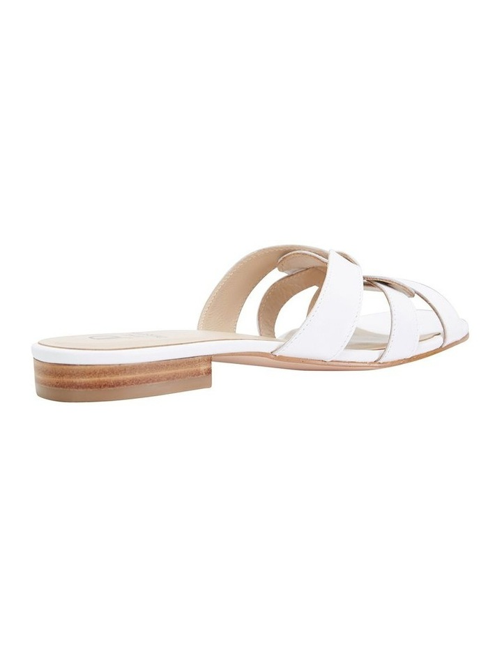 Jane Debster TEGAN White Glove Sandal image 5