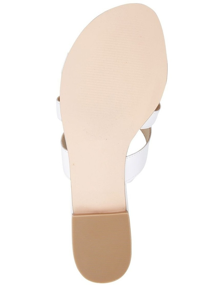 Jane Debster TEGAN White Glove Sandal image 6
