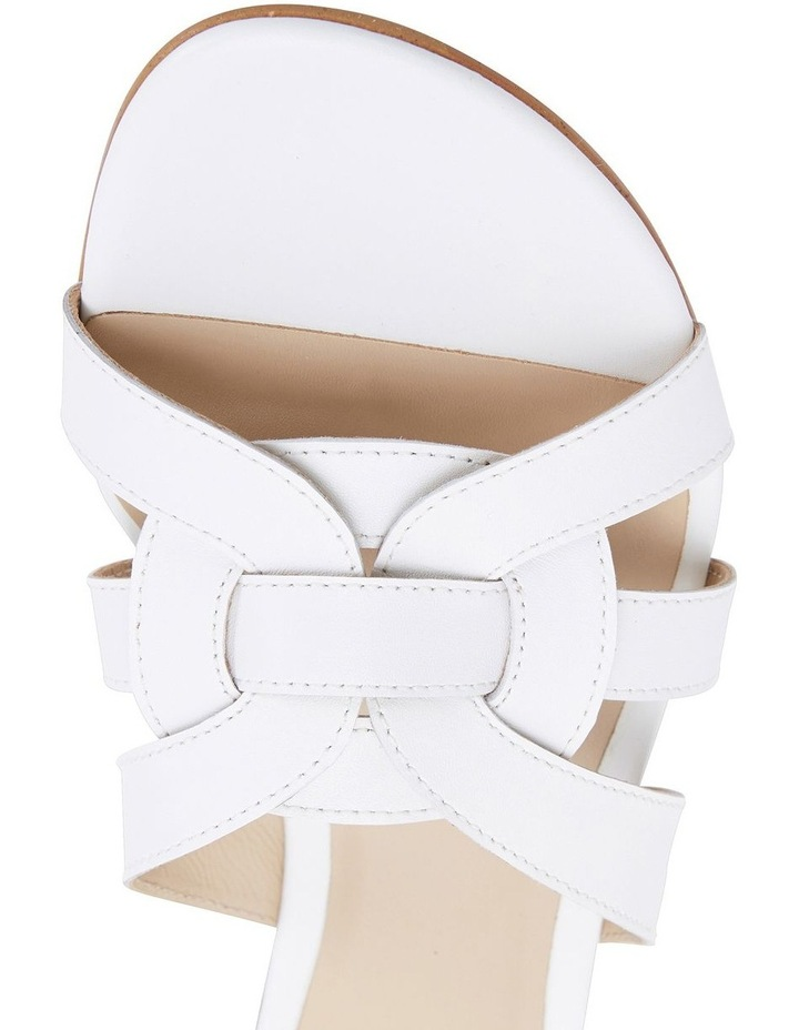 Jane Debster TEGAN White Glove Sandal image 7