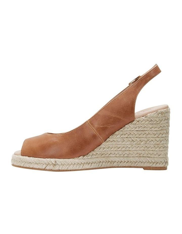 Jane Debster DAKOTA Cognac Glove Sandal image 3